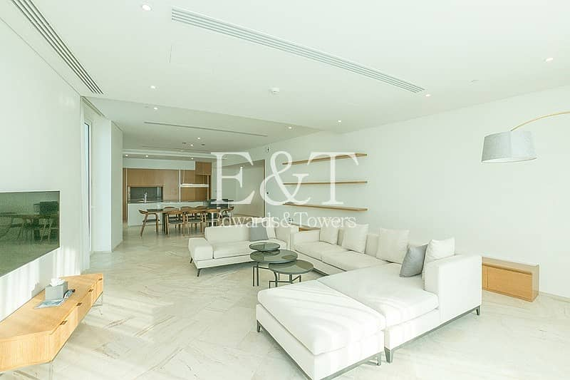 2 Furnished 4BR Penthouse | Private Pool | JVC