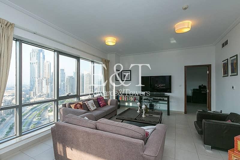 2 High Floor   Rented  High ROI   Cash seller