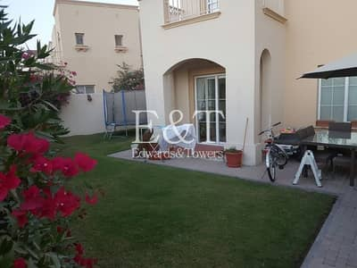2 Bedroom Villa for Rent in The Springs, Dubai - Back To Back | Type 4E | Well Maintained