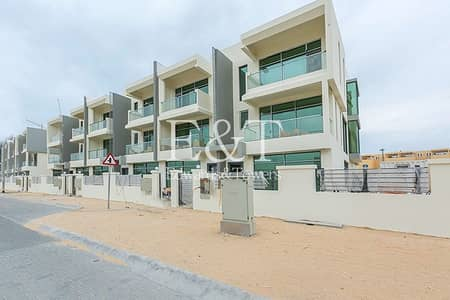 4 Bedroom Townhouse for Sale in Jumeirah Village Circle (JVC), Dubai - 4BR + Maid | Private Elevator | Payment Plan | JVC