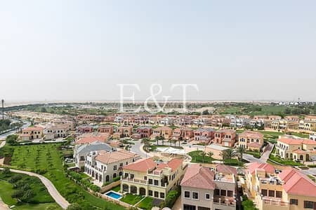 4 Bedroom Flat for Sale in Jumeirah Golf Estate, Dubai - Open Plan | 4 Bed + Maid's Apt | High Floor | JGE