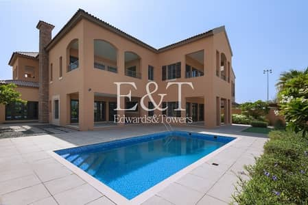 5 Bedroom Villa for Sale in Jumeirah Golf Estate, Dubai - 4yrs Post Paid P/plan | No Fees| 0% DLD | JGE
