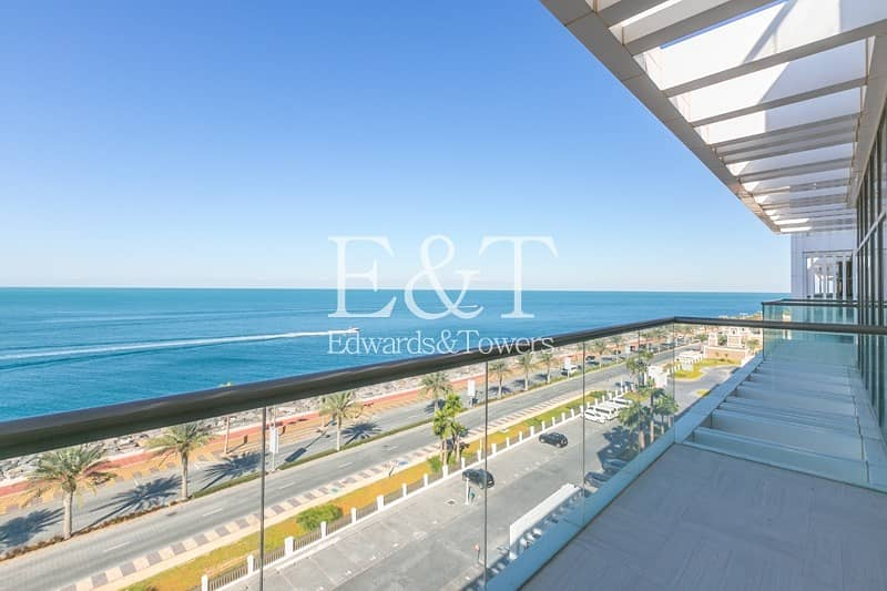 18 Full Sea View | High Floor | Available Now | PJ
