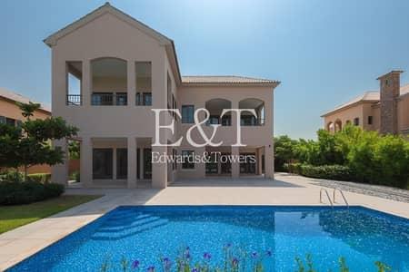 فیلا 5 غرف نوم للبيع في عقارات جميرا للجولف، دبي - 4 Yrs Post Paid P/Plan | No Fees | 0% DLD | JGE