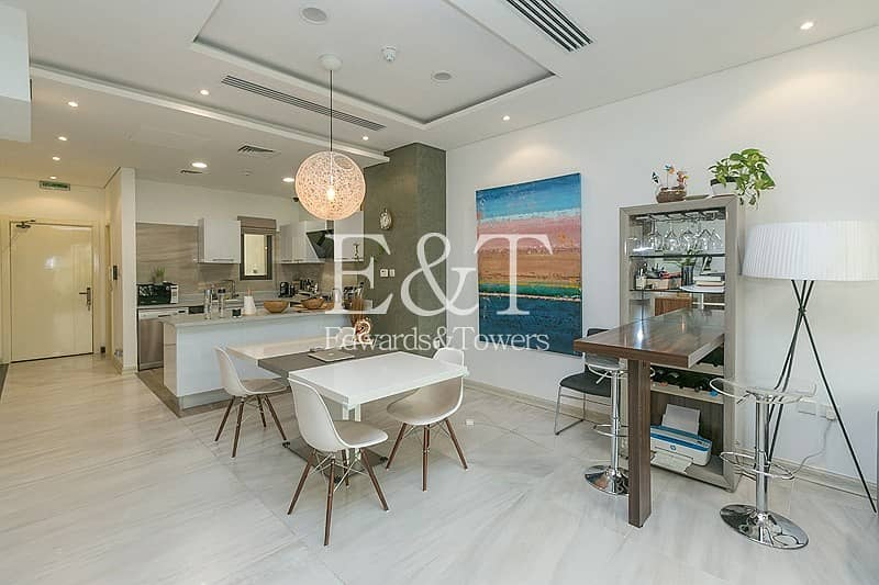 Immaculate 4BR Park View TH | BUA:4