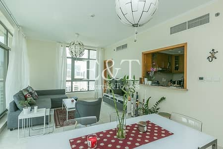 1 Bedroom Apartment for Sale in The Views, Dubai - 5.5% ROI | One Bed with Full Golf Course View