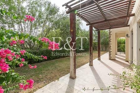 فیلا 4 غرف نوم للايجار في عقارات جميرا للجولف، دبي - Almeria | Vacant | Negotiable Cheques | LTV