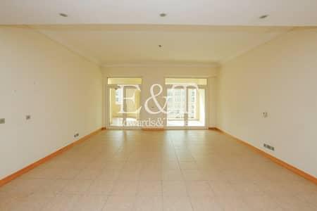 شقة 2 غرفة نوم للبيع في نخلة جميرا، دبي - Mid Floor   Park Views   F Type   PJ