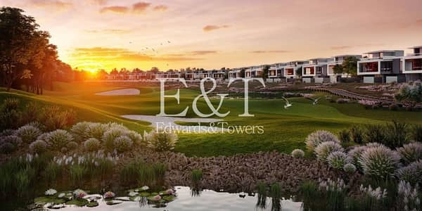 فیلا 3 غرف نوم للبيع في عقارات جميرا للجولف، دبي - Resale | 3 Bed | Full Golf View | Smart Home| JGE