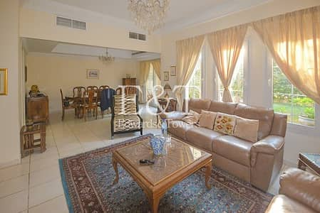 3 Bedroom Villa for Rent in The Springs, Dubai - Rare | 1E | Well Maintained | Lake View