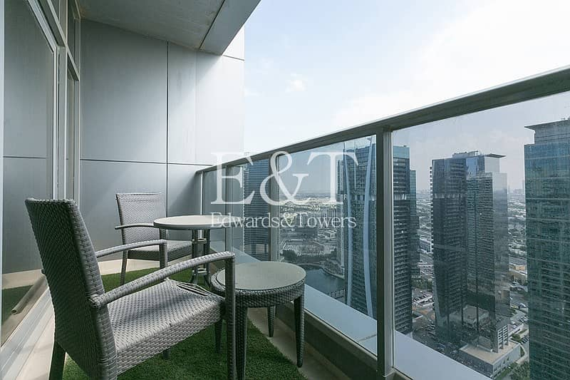 2 Exclusive | Metro Access | Best Tower | Balcony