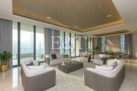Floor for Sale in Downtown Dubai, Dubai - Stunning Residence | Panoramic Views | Vacant