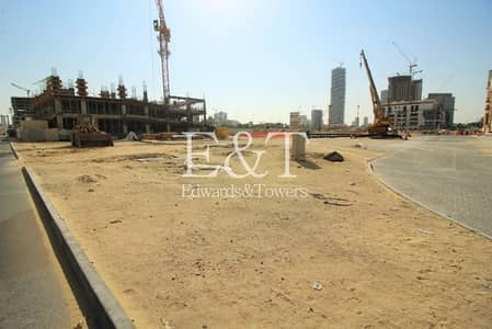 Mixed Use Land for Sale in Jumeirah Village Circle (JVC), Dubai - G + 3P + 15 Corner Plot | Multiple Opt Avl | JVC