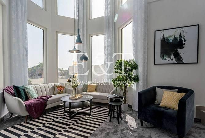 1 One of a Kind Duplex | Furnished By Designer