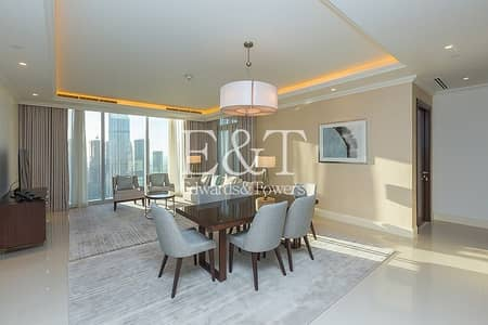 3 Bedroom Apartment for Rent in Downtown Dubai, Dubai - Give An Offer I High Floor I Fountain View