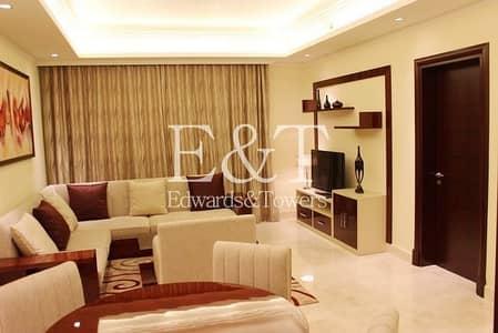 فلیٹ 1 غرفة نوم للايجار في نخلة جميرا، دبي - 1 BR