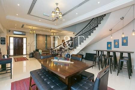 فیلا 5 غرف نوم للبيع في قرية جميرا الدائرية، دبي - Very Spacious 5 Bed + Maid | GF Guest House | JVC