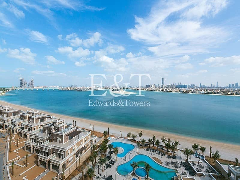 Stunning Views | Brand New | High Floor | PJ