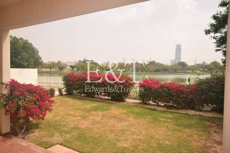 Full Lake View  Type 14   4BR + Maid Available  EH