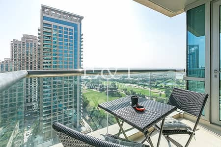 One Bed |Vacant | Furnished Full Golf Course View