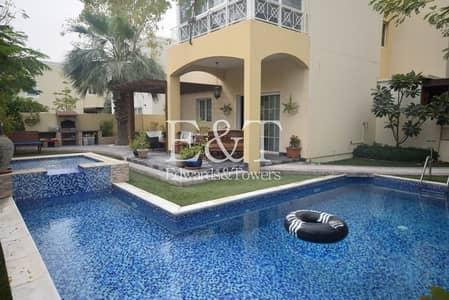 فیلا 3 غرف نوم للايجار في السهول، دبي - Upgraded |Private Pool | 3 Bed + Maids | EH