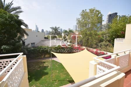 5 Bedroom Villa for Rent in The Meadows, Dubai - Landscaped Garden | Type 7 | 5 Beds + Maid | EH