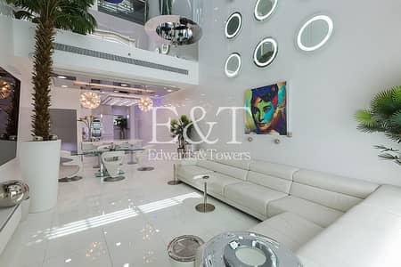 تاون هاوس 1 غرفة نوم للبيع في نخلة جميرا، دبي - Unique Property | Townhouse | Upgraded | PJ