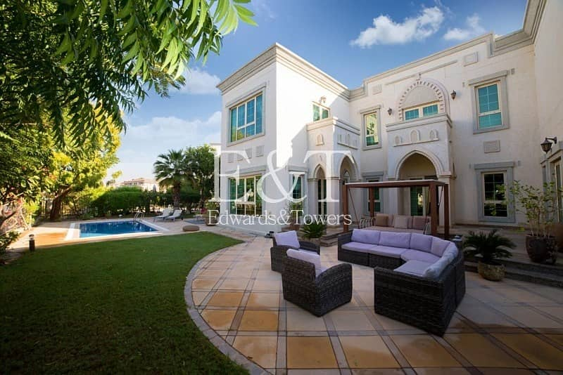 2 Park Facing | Pool | Immaculate Condition  | JP