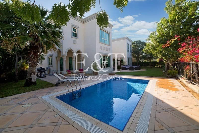 Park Facing | Pool | Immaculate Condition  | JP