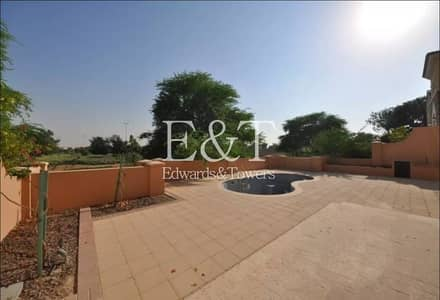 4 Bedroom Villa for Rent in Jumeirah Golf Estate, Dubai - Muirfield | Incl. Clubhouse Fee | Golf View| JGE