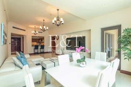 Exclusive |  Fully Furnished|2 bed+maids|Type C|PJ