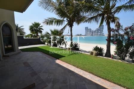 فیلا 5 غرف نوم للايجار في نخلة جميرا، دبي - Near Tip | Atrium Entry | Fantastic View | PJ
