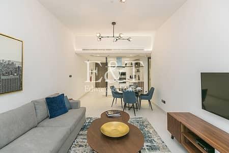 فلیٹ 1 غرفة نوم للايجار في نخلة جميرا، دبي - New 1 BR  | Offered Unfurnished in Soho Palm I PJ