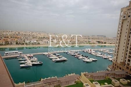 فلیٹ 2 غرفة نوم للبيع في نخلة جميرا، دبي - D Type | Marina View | Exclusive | PJ