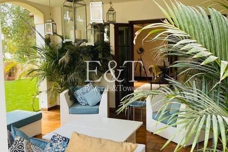 فیلا 4 غرف نوم للايجار في عقارات جميرا للجولف، دبي - Zaragoza |Full Golf View|Clubhouse Fees incl|LTV