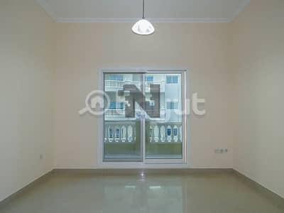 Studio for Rent in Dubai Silicon Oasis, Dubai - Spacious Studio with Big balcony Option of One Month Free