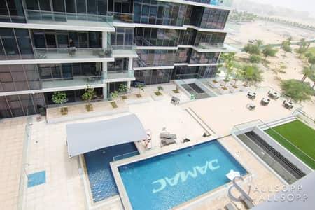Studio for Rent in DAMAC Hills (Akoya by DAMAC), Dubai - Fully Furnished | Studio Apt | Pool View