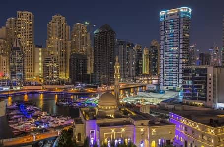 شقة 1 غرفة نوم للبيع في دبي مارينا، دبي - One Bedroom For Sale Next To MArina Walk
