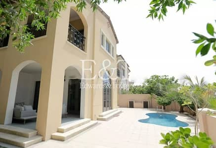 4 Bedroom Villa for Sale in Jumeirah Golf Estate, Dubai - Firestone | Fantastic City Skyline Views | JGE