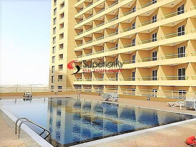 12 50%  Commission & 50% DEWA SD OFF + FREE E| Grab this Fabulous Offer|Cheap Spacious Studio in IMPZ| Payable in 4 Cheques