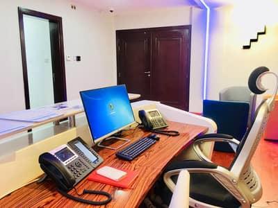 مکتب  للايجار في مصفح، أبوظبي - مکتب في مصفح 15000 درهم - 4589999