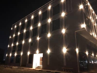 فلیٹ 1 غرفة نوم للايجار في الجرف، عجمان - للايجار شقة تشطيب فندقي  مكيف مركزي منطقة مفتوحة المنطقة الجرف
