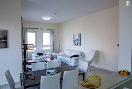شقة 2 غرفة نوم للبيع في جزيرة المرجان، رأس الخيمة - Sea View 2BR on Marjan Island for Sale