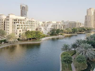 Studio for Rent in The Views, Dubai - Full Canal View | Amazing Layout | Studio
