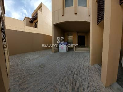 4 Bedroom Townhouse for Sale in Al Raha Golf Gardens, Abu Dhabi - Nicely finished and well maintained| NO ADM Charges