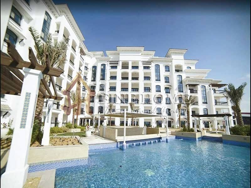 With Amazing View 1 BR. Apartment in Ansam