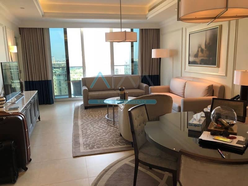 The Address Boulevard Fully Serviced 1 Bedroom with 2 Baths