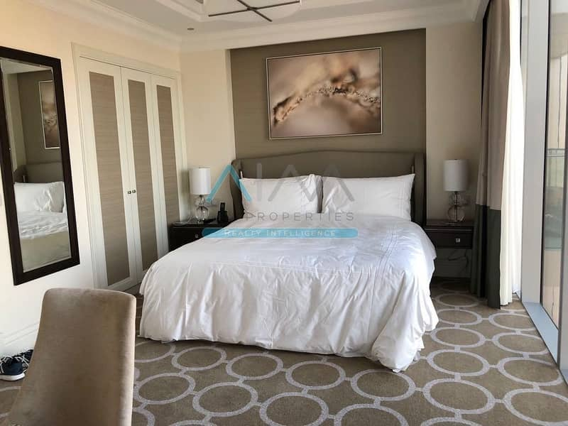 2 The Address Boulevard Fully Serviced 1 Bedroom with 2 Baths