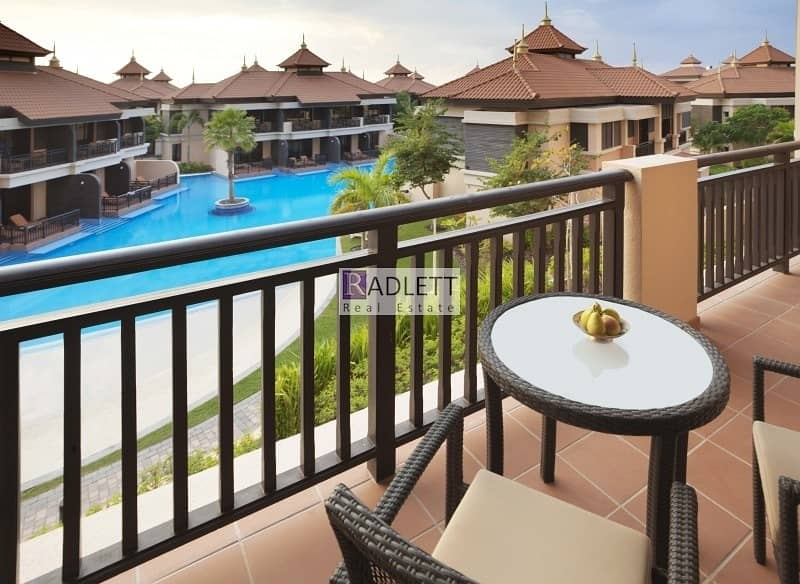 Luxurious Two BR | Fully Furnished & All Inclusive