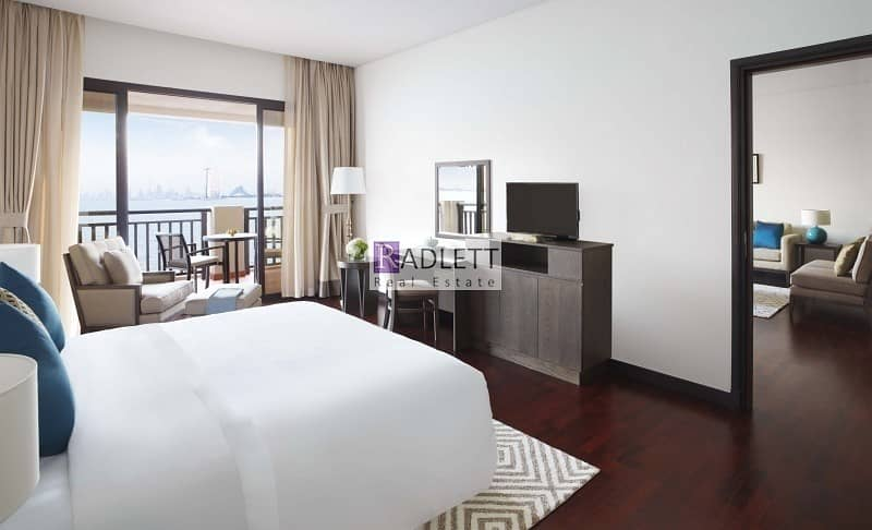 2 Serviced Apartment  All Inclusive  NO Commission